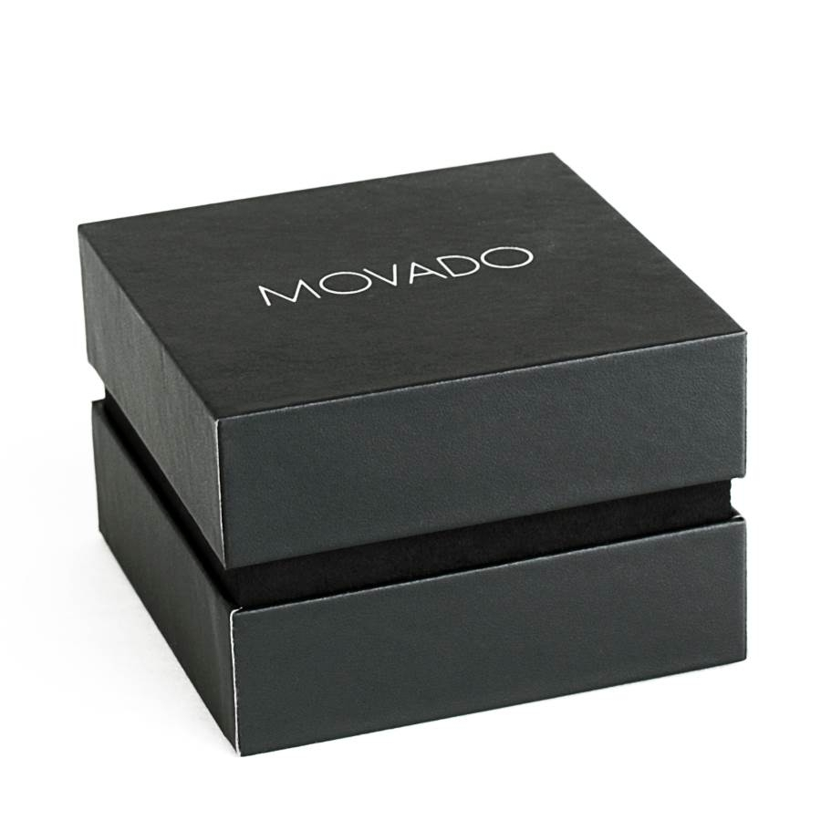 Official Movado presentation box