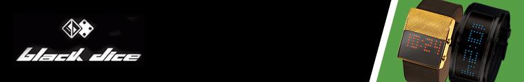 Black Dice bannière Logo