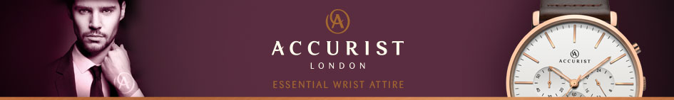Accurist Banner Logo