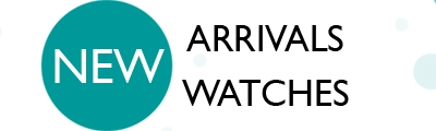 New Arrivals Watches