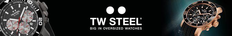 TW Steel Banner Logo