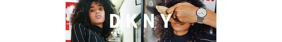 DKNY bannière Logo
