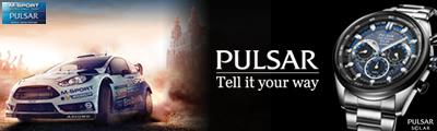 Uhren von Pulsar