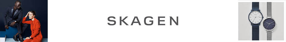 Skagen bannière Logo