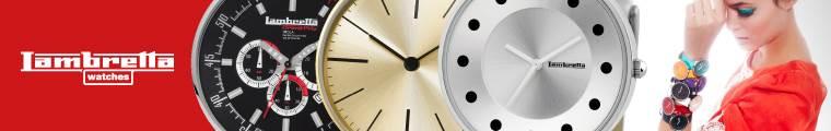 Lambretta Uhren