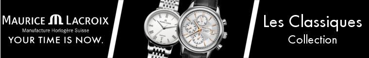 Maurice Lacroix Les Classiques Watches