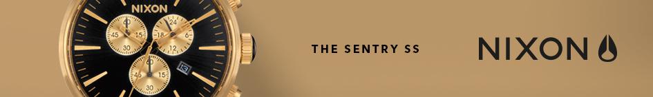 Nixon - Montres The Sentry