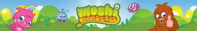 Moshi Monsters-Uhren