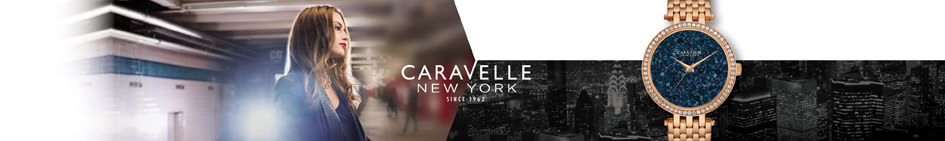 Montres Caravelle New York