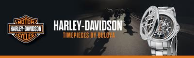 Harley Davidson Uhren