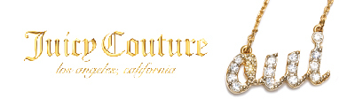 Bijoux Juicy Couture