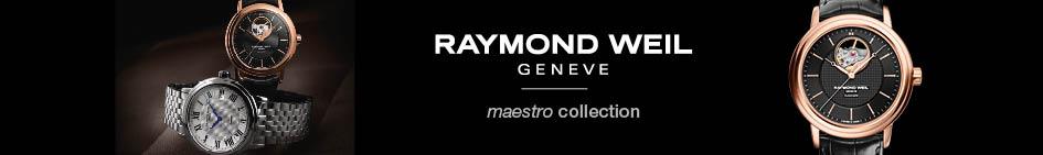 Raymond Weil - Montres Maestro