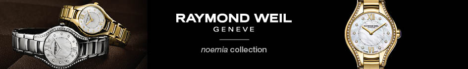 Raymond Weil - Montres Noemia