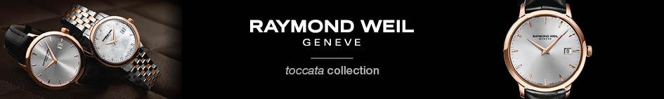 Montres Raymond Weil Toccata