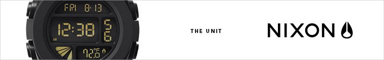 Nixon - Montres The Unit