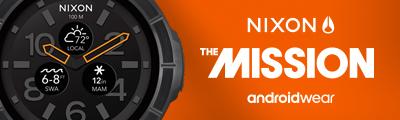 Nixon - Montres Mission