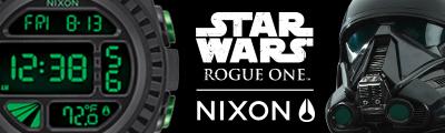 Nixon Star Wars Rogue One Watches