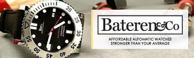 Bateren Co Watches