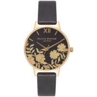 Damen Olivia Burton modern Vintage Uhr