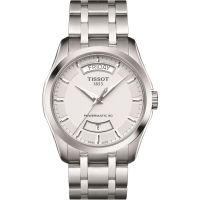 homme Tissot Couturier Powermatic 80 Watch T0354071103101