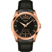homme Tissot Couturier Powermatic 80 Watch T0354073605101