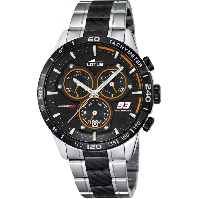 Mens Lotus Marc Marquez Chronograph Watch L18258/2