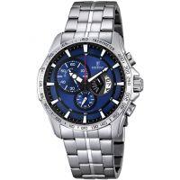 Herren Festina Chrono Chronograph Watch F6849/3