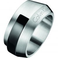 Mens Calvin Klein Stainless Steel Size X/Y Bump Ring