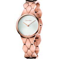 femme Calvin Klein Snake Watch K6E23646