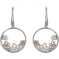 femme Unique & Co Floral Earrings Watch ME-560