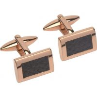 Mens Unique Stainless Steel Cufflinks QC-196