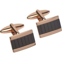 Mens Unique Stainless Steel Cufflinks QC-197