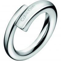 Damen Calvin Klein Edelstahl Größe O Ring