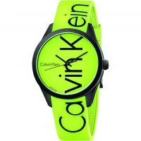 Damen Calvin Klein Farbe Uhr