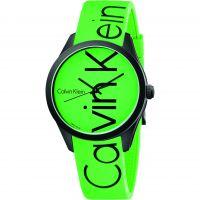 Unisex Calvin Klein Colour Watch K5E51TWL