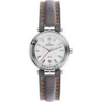 Damen Michel Herbelin Newport Watch 14255/11GR