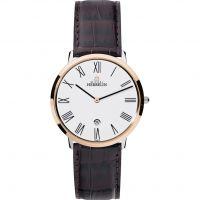 Herren Michel Herbelin Ikone Grande Uhr