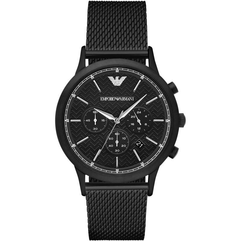 Mens Emporio Armani Chronograph Watch AR2498