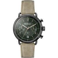Herren Barbour Salisbury Chronograf Uhr