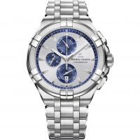 Maurice Lacroix Aikon Herrkronograf Silver AI1018-SS002-131-1