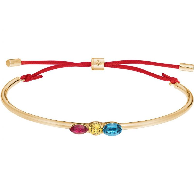 Ladies Lola & Grace Gold Plated Bracelet 5216946