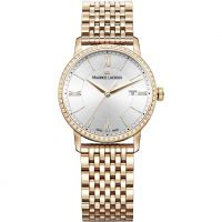 Damen Maurice Lacroix Eliros Diamond Watch EL1094-PVPD6-112-1
