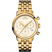 Damen 88 Rue Du Rhone Chronograf Uhr