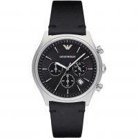 Mens Emporio Armani Chronograph Watch AR1975