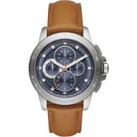 homme Michael Kors Ryker Chronograph Watch MK8518