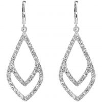 Anne Klein Jewellery Socialite Earrings JEWEL