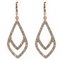 femme Anne Klein Jewellery Socialite Earrings Watch 60440092-9DH