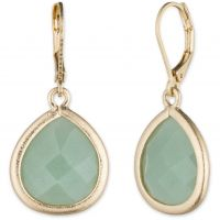 Ladies Lonna And Lilly Gold Plated Earrings