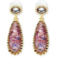 femme Lonna And Lilly Gold Standard Earrings Watch 60441195-E50
