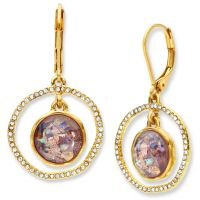 Lonna And Lilly Gold Standard Earrings JEWEL